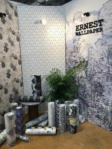 Papier peint Ernest Wallpaper