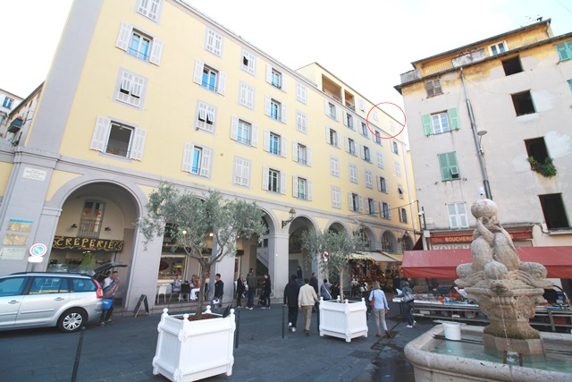 3P – Vieux Nice