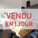 VENDU EN 1 JOUR — Villa – Chambrun