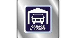 image garage à louer